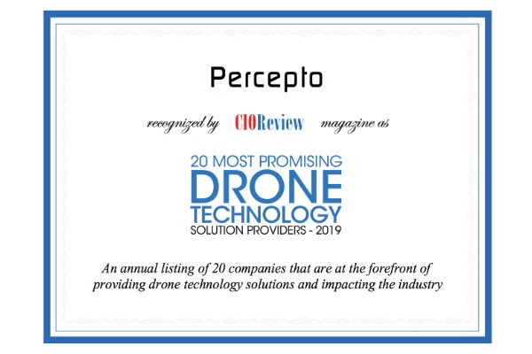 20 Most Promising Drone Technology Solution Providers
