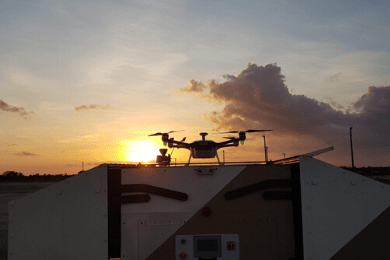 Autonomous Drones in the security Industry