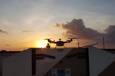 Autonomous Drones 2019