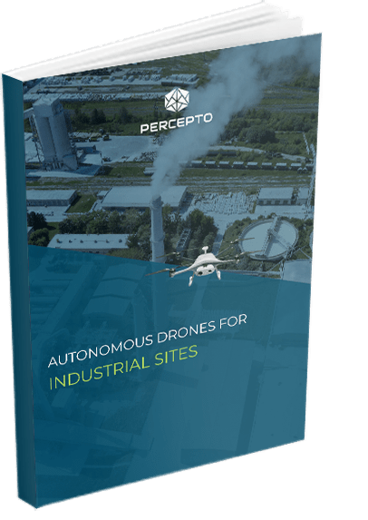 Autonomous Drones Industrial Sites eBook