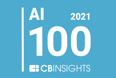 Overjet Named to the 2021 CB Insights AI 100 List of Most